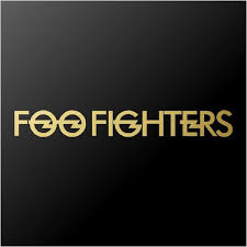 Foo Fighters Logo Concrete And Gold Car Window Laptop Vinyl Decal Stic Kandy Vinyl Shop