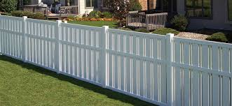 Eco Friendly White Pvc Fencing Panel Solid Pvc Fencing Panel Supplier