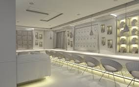 realistic jewellery showroom 146 by