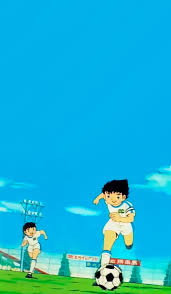 Super Campeones Wallpaper Captain Tsubasa