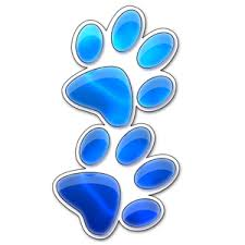 Cute Adorable Animal Paw Print Car Auto Decal Window Sticker