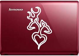 Amazon Com Browning Tribal Deer Family Hunting Buck 2 Stickers Of 3 Die Cut White Vinyl Decal Sticker For Car Window Bumper Truck Laptop Ipad Notebook Computer Skateboard Motorcycle Automotive