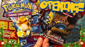 Pokemon 3 Booster Pack Christmas Opening! (Evolutions, Crimson Invasion, &  Guardians Rising) - YouTube