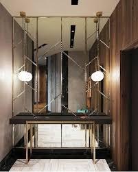 mirror wall panel at varies inr