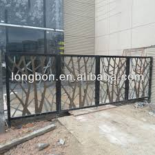 Walk Through Sliding Steel Gate Design Prices Philippines View Steel Gate Prices Philippines Longbon Product Details From Foshan Longbang Metal Products Co Ltd On Alibaba Com