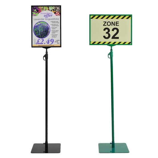 """Image result for A3 sign stand"""""""