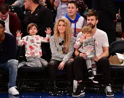 shakira and her private family