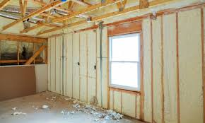 does spray foam insulation reduce noise