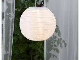 solvinden solar powered pendant lamp