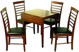 small folding dining table 2 chairs