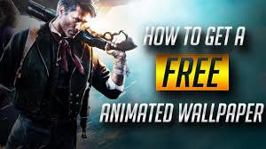 how to get a free animated wallpaper