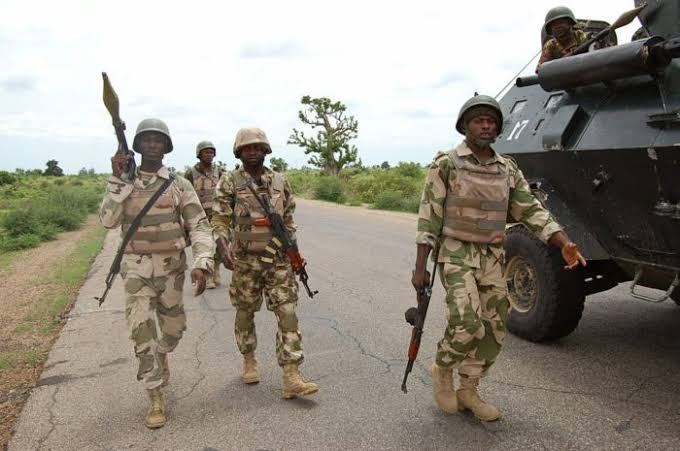 """Image result for Operation Lafiya Dole denies reports of feud with Borno govt"""""""