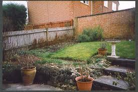garden design ideas on a slope video
