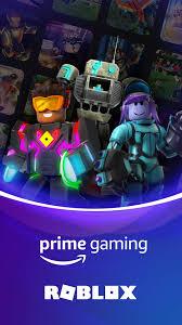 Prime Gaming anuncia parceria com Roblox - Última Ficha