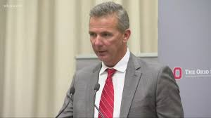 Urban Meyer suspended for first 3 games of 2018 season, Ohio State AD Gene  Smith also suspended | wkyc.com