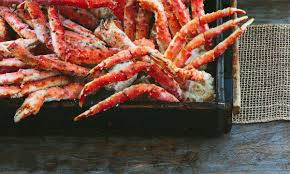 King Crab Dinner ...
