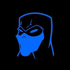 Sub Zero Mortal Combat Decal Sticker 12 X10 Inch Blue Vinyl Ebay