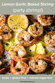 Garlic Butter Baked Shrimp (Party ...