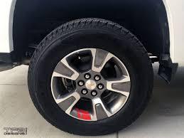 Wheel Stripes Redline Edition Style 2015 2018 Chevy Colorado Tfb Designs