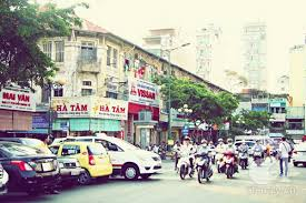 Sài Gòn 40 năm sau giải phóng - những góc phố không đổi thay