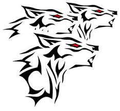 1 Rv Forest River Cherokee Wolf Pack Toy Hauler Graphic Decal 1962 Ebay