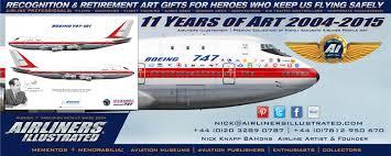 airlinerart aviation art prints