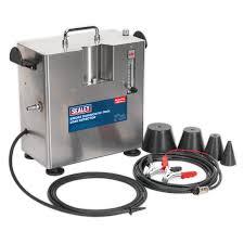 smoke diagnostic tool leak detector