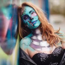 20 zombie makeup designs trends