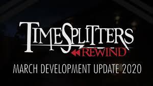 TimeSplitters Rewind Update March 2020 (FAQ, New Team, New Content) -  YouTube