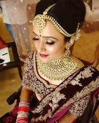 bridal makeup and mac high definition