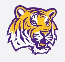 Amazon Com Lsu Tigers Tiger Head Mascot Logo 4 Vinyl Decal Car Truck Sticker Everything Else