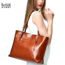casual tote bag women s genuine leather