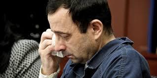 How dare you': Women address Larry Nassar at his sentencing hearing