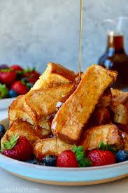 baked french toast sticks freezer