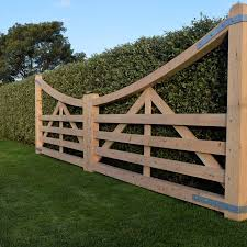 Post Rail Fencing Timber Post Rail Fence Strukta Fencing