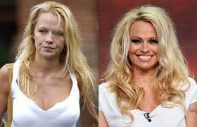 hot celebrities without makeup