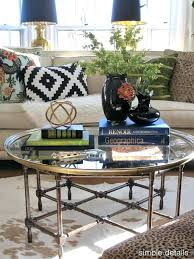 what to put on a coffee table crulib co
