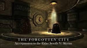 The Forgotten City at Skyrim Nexus - mods and community