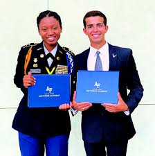 Two Newsome Grads Plan To Spread Wings At Air Force Academy ...