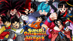 Xem phim Super Dragon Ball Heroes - Anime HD Vietsub - 7 Viên Ngọc ...