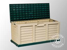 garden storage box 141x61x71 5 cm