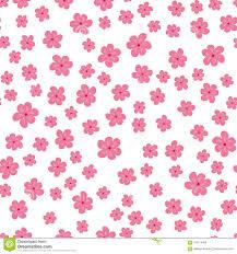 Modelo Inconsutil Abstracto De Flores En Un Fondo Blanco Para Las