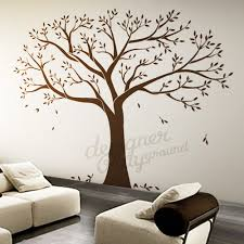 Cherry Blossom Tree Vinyl Wall Decal Family For Nursery Black Art Of Life Large Removable White Vamosrayos