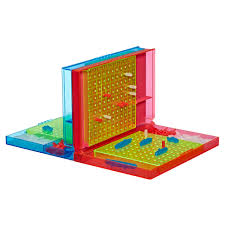 Battleship Neon Pop Classic Strategy Board Game for Kids Ages 7 ...