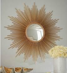 7 super size sunburst mirrors big