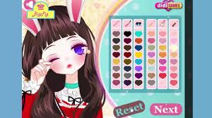didi makeup games free
