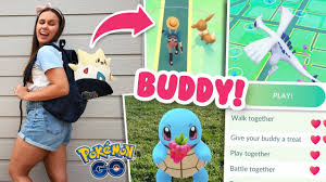 Pokemon GO Buddy Pokemon Leveling Guide – Golden Routes