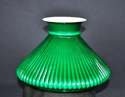 glass lamp shades for table lamps glass