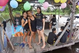 fun in attachai muay thai gym picture