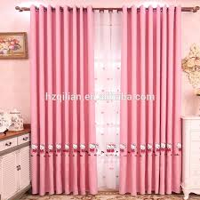 Hello Kitty Embroidery Curtain For Kid Room Buy Kids Blackout Curtains Kids Bedroom Curtains Kids Room Curtains Product On Alibaba Com
